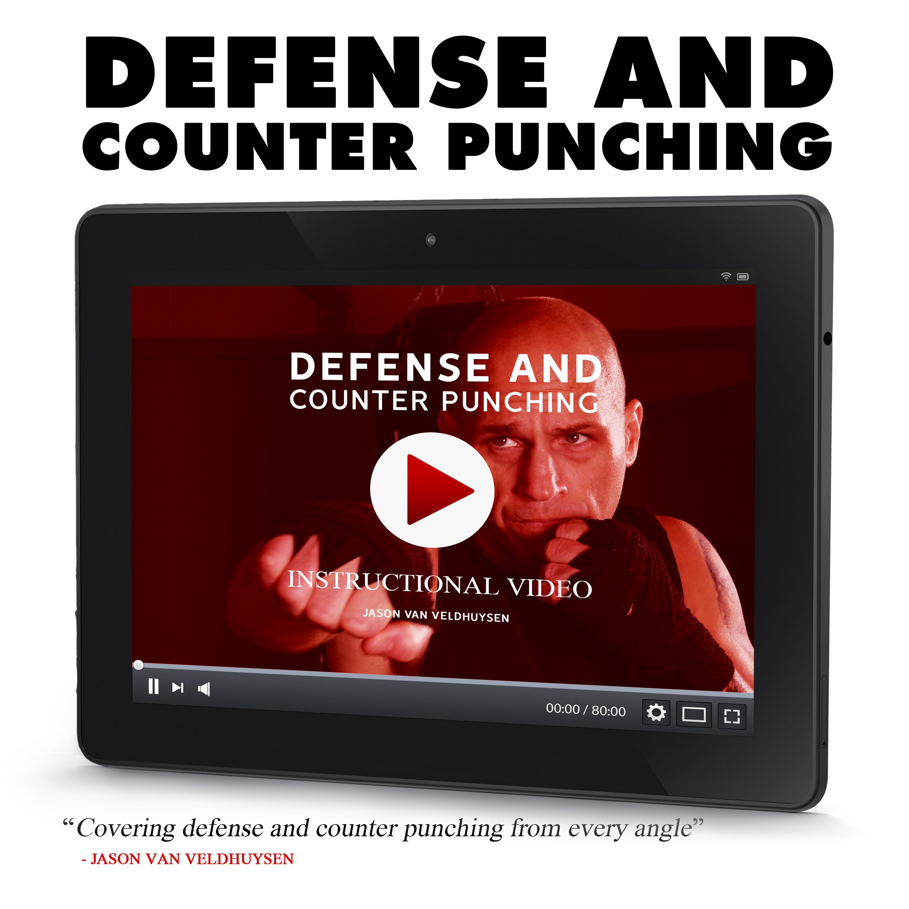 Defense and Counter Punching Instructional Video